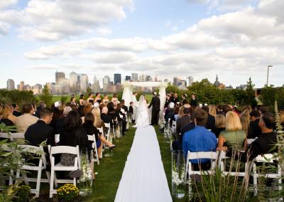hoorah events garden wedding