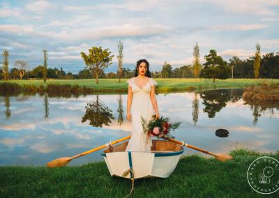 Press-worthy wedding venues.