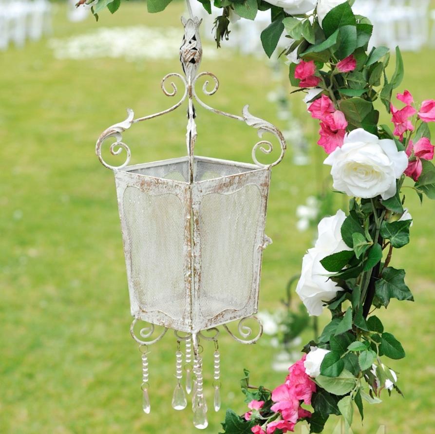 Vintage hanging lanterns
