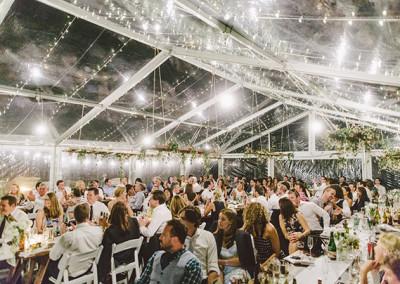 south-coast-wedding-decorator-marquee-night