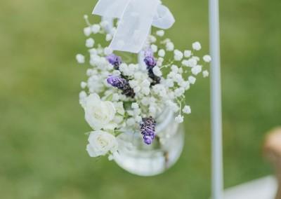 south-coast-wedding-aisle-jars
