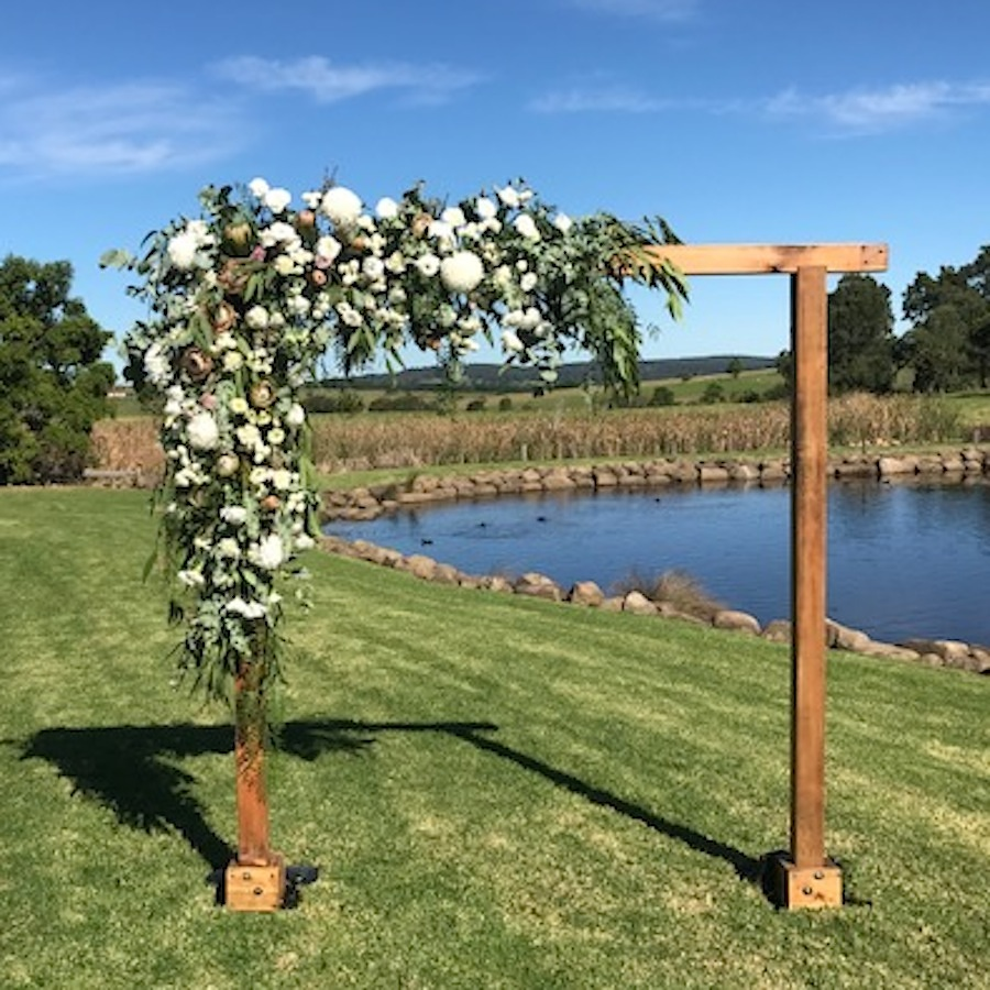 Ceremony Props For Weddings And Events In South Coast