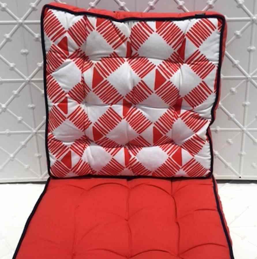 Kas reversible seat cushion