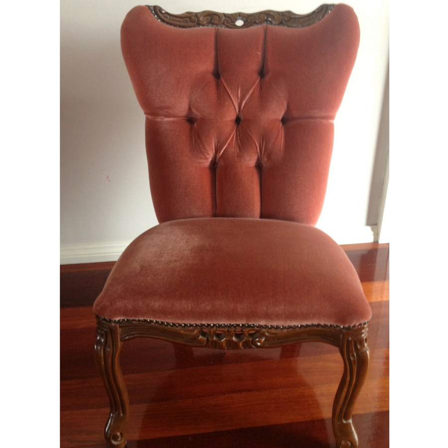 Vintage Louis Parlour Chair