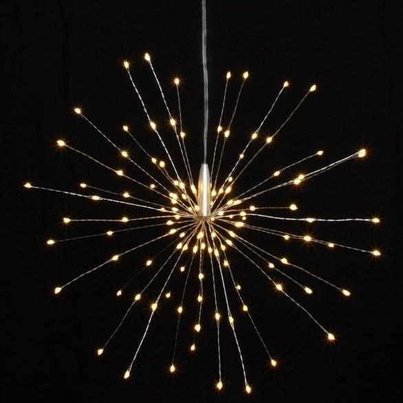 Starburst Battery Light