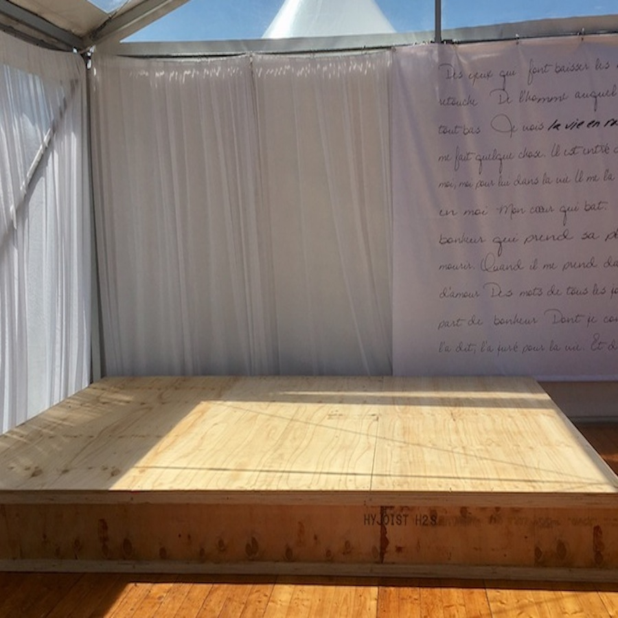 stage for hire south coast