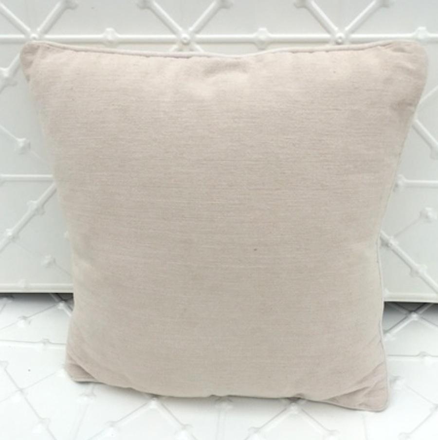 Natural Cotton Cushion