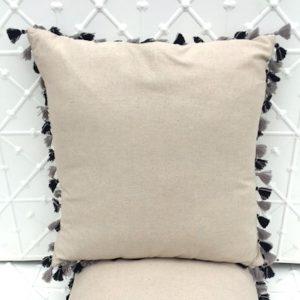 Linen Tassel Cushions