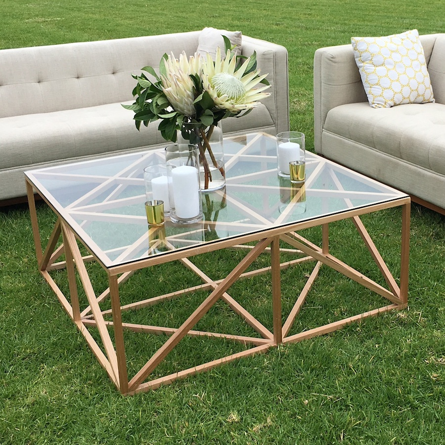 Nora Oak Coffee Table