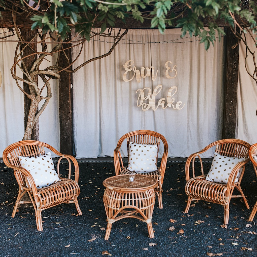 Cane Cafe Chairs