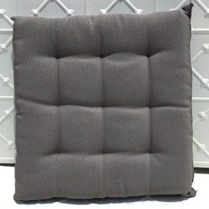 Charcoal Seat Cushion