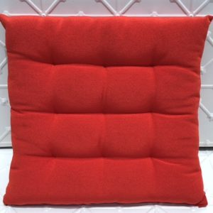 Orange Seat Cushion