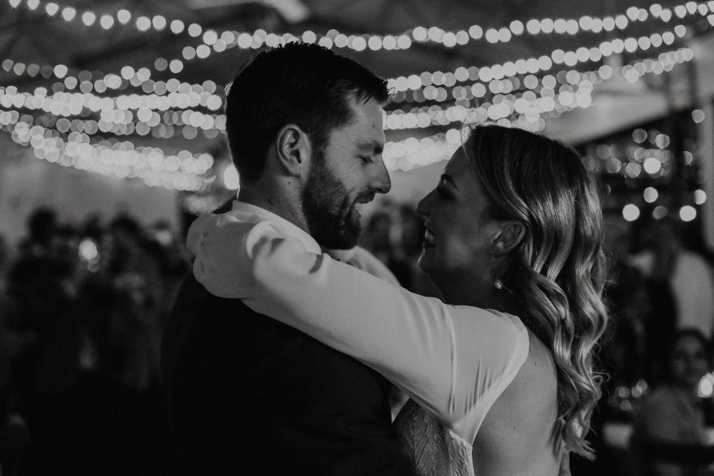 Real Wedding: Maddie + Michale