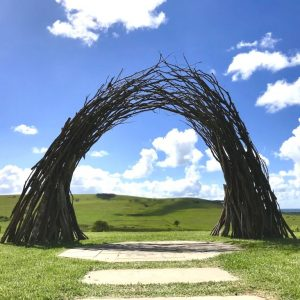 Stick Arch