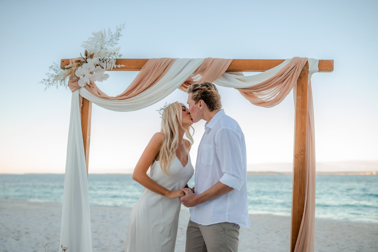 Styled Shoot: Hyams Beach Elopement